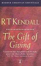 Gift of Giving (Hodder Christian Essentials)…
