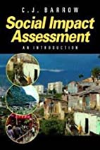 Social impact assessment : an introduction…