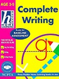 "Barraclough, Sue: Complete Writing: ""Very First Writing"", ""Writing"", ""Writing Pratice"" (Hodder Home Learning: Age 3-5)"