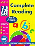 "Barraclough, Sue: Complete Reading: ""Very First Reading"", ""Reading"", ""Reading Practice"" (Hodder Home Learning: Age 3-5)"