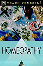 Homeopathy (Teach Yourself) by Gillian…