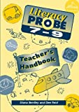 Bentley, Diana: Literacy Probe, 7-9: Teacher's Handbook (Literacy Probe 7-9 Series)