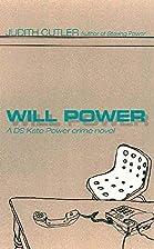Will Power by Judith Cutler