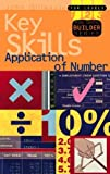 Gillespie, John: Application of Number Key Skills: Level 1-3 (Key Skills Builder)