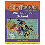 Gifford, Clive: Witchipoo's School: Purple Storybook (Superphonics Purple Storybooks)