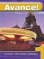 Avance: Pupil's Book Book 1: Framework…