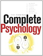 Complete Psychology by Christopher Sterling