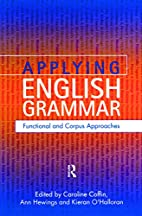 Applying English Grammar: Functional and…
