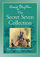 Secret Seven Books 1-4 by Enid Blyton
