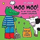 Moo Moo (Mr. Croc Board Book) by Jo Lodge