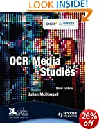 OCR Media Studies for AS Third Edition