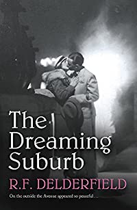 The Dreaming Suburb cover