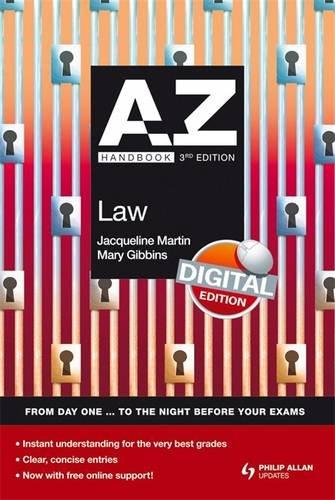 a-z-law-handbook-digital-edition-a-z-handbooks