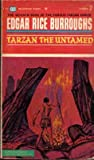 Edgar Rice Burroughs: Tarzan the Untamed (Tarzan #7) (Vintage Ballantine, F751)