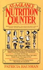 At-a-Glance Nutrition Counter by Patricia…