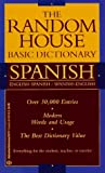 Sola, Donald: The Random House Basic Dictionary Spanish-English, English-Spanish