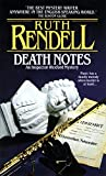 Rendell, Ruth: Death Notes