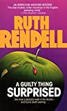 Rendell, Ruth: A Guilty Thing Surprised