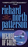 Patterson, Richard North: Degree of Guilt