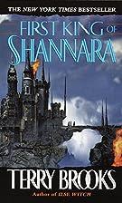 First King of Shannara (Shannara Trilogy,…