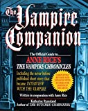 Rice, Anne: The Vampire Companion