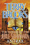 Brooks, Terry: The Voyage of the Jerle Shannara : Antrax