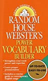 Geiss, Tony: The Random House Webster&#39;s Power Vocabulary Builder