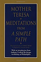 Meditations from a Simple Path by Mother…