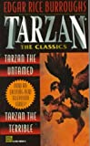 Burroughs, Edgar Rice: Tarzan 2 in 1 : Tarzan the Untamed and Tarzan the Terrible