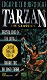 Burroughs, Edgar Rice: Tarzan 2 in 1 : Tarzan, Lord of the Jungle and Tarzan and the Lost Empire