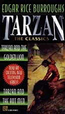 Tarzan 2-in-1 (Tarzan and the Golden Lion &…