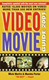 Martin, Mick: Video Movie Guide 2001