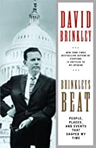 Brinkley's Beat: People, Places, and Events…
