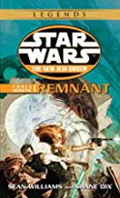 Force Heretic I: Remnant by Sean Williams