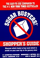 Sugar Busters! Shopper's Guide by H.…