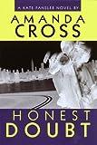 Cross, Amanda: Honest Doubt (Kate Fansler Novels)
