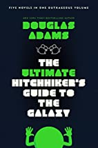 The Ultimate Hitchhiker's Guide to the…
