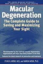 Macular Degeneration: The Complete Guide to…