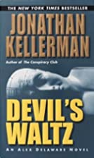 Devil's Waltz by Jonathan Kellerman