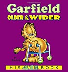 Garfield Older & Wider by Jim Davis