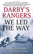 Darby's Rangers: We Led the Way by William…