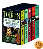 The Histories of Middle Earth, Volumes 1-5