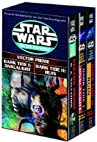 Star Wars - The New Jedi Order, Books 1-3 by…