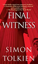 Final Witness = The Stepmother by Simon…