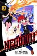 Negima!: Magister Negi Magi, Volume 3 by Ken…