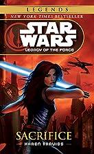 Star Wars: Sacrifice by Karen Traviss