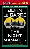 John Le Carre: The Night Manager: New York Times bestseller