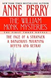 Perry, Anne: The William Monk Mysteries: The First Three Novels