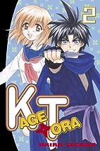 Kagetora, Volume 2 by Akira Segami