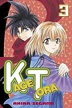 Kagetora, Volume 3 by Akira Segami